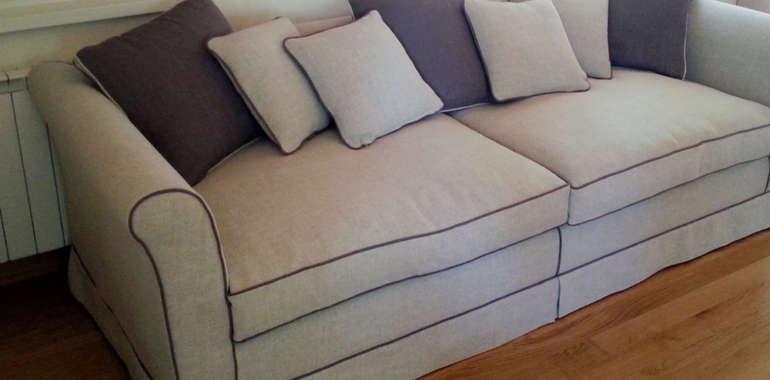 Rivestimento per nuovo divano