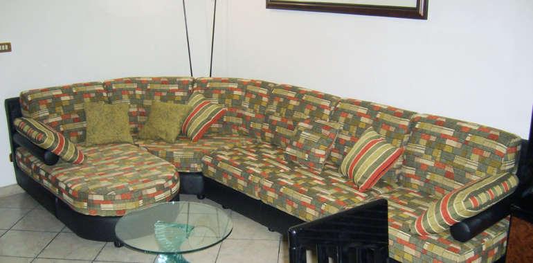 Realizzazione nuovo divano