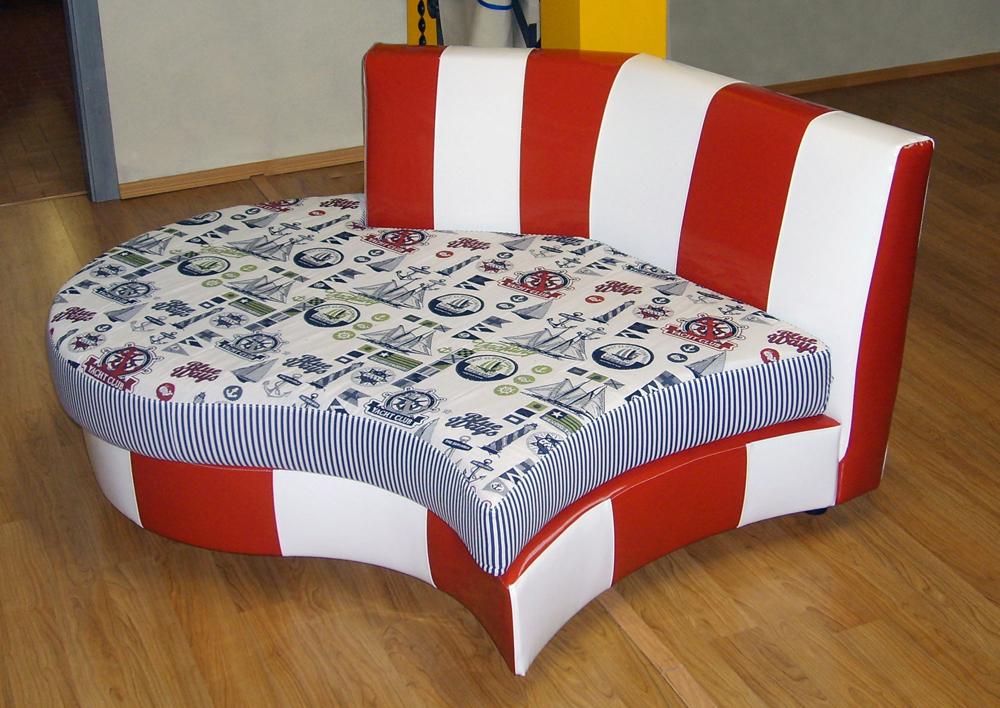 Realizzazione nuovo divanetto trendy