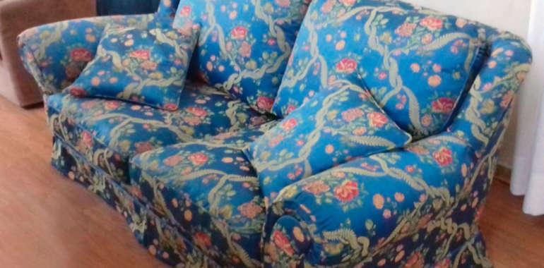 Tappezzeria per nuovo divano