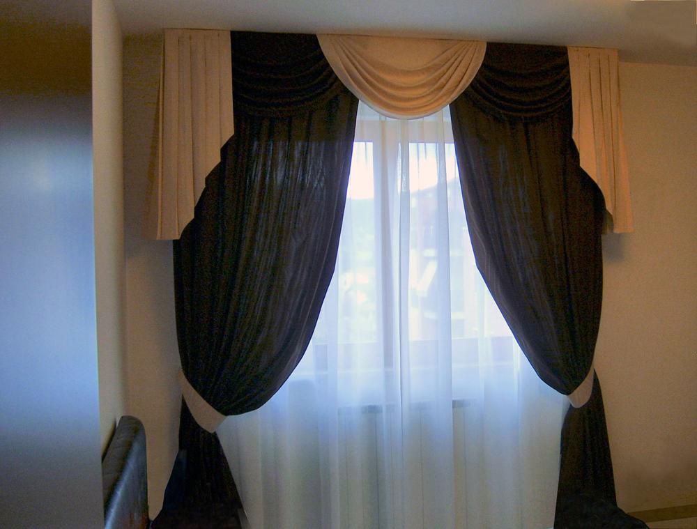 Design per tende da interno