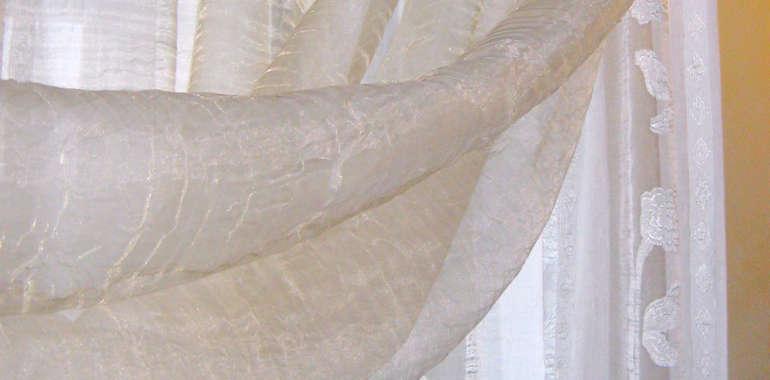 Design tendaggi per interni