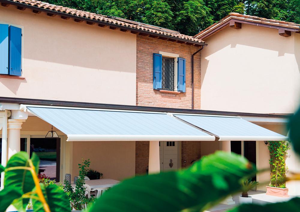 Tende da sole abitazione privata a Perugia